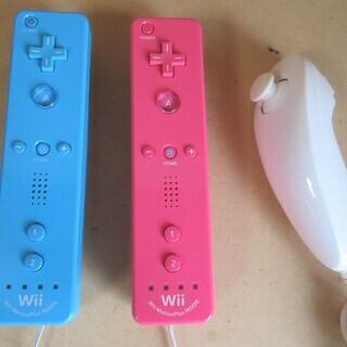 ☆NINTENDO 任天堂 RVL-S-WA RVL-001 Wii 本体一式 ウィー◆今すぐ始められる - 売ります・あげます