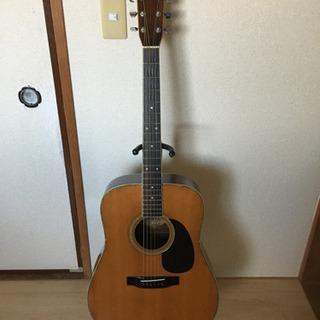【MORRISアコースティックギター W-30】