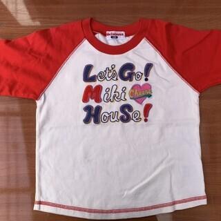 ミキハウス  120センチ Tシャツ