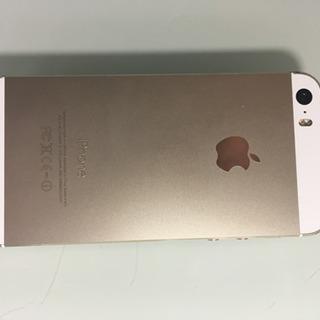 ジャンク❗️ SIMフリー iPhone5sゴールド