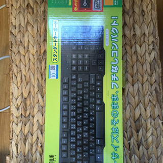 usbフルサイズキーボード
