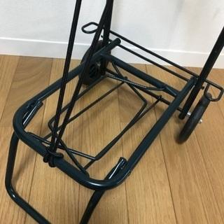 キャリーカート 深緑 荷物運び 台車 - 名古屋市