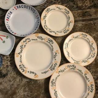 お皿セットの画像