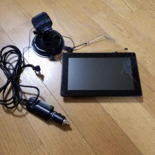 ユピテルポータブルナビYPF7500-P
