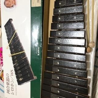 河合楽器のシロホン16S【木琴】定価4800+税