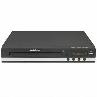 新品 AuclioComm DVD-718 DVDプレイヤー C...