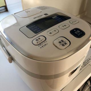 SHARP 3合 炊飯器