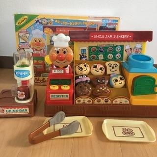最終価格おもちゃ大賞受賞!アンパンマンジャムおじさんの焼きたてパン工場
