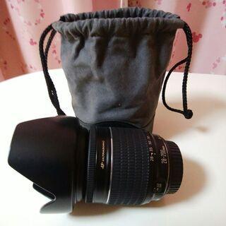 値下げ! Canon EFレンズ28-200USM