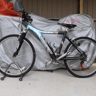 マングースのフロントサス バイク  15年前、¥88000で購入