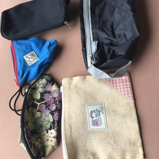 ジッパー式袋色々