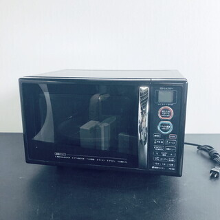 中古 レンジ シャープ SHARP 2017年製 50/60Hz...