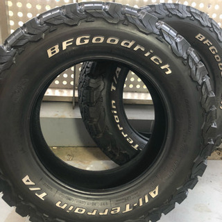 BFGOODRICH All-terrain ホワイトレター 2...
