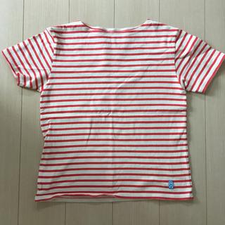 (値下げ)フォーク&スプーン ボーダーTシャツ