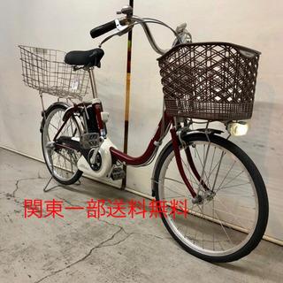 パナソニック リチウムビビ 20インチ 6.6ah 電動自転車 ...