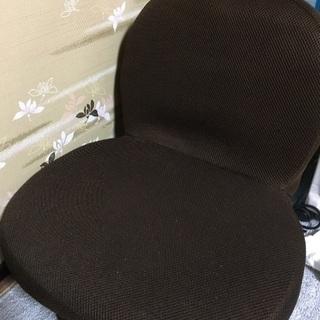 回転椅子 ミニサイズ 折り畳み式