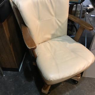 回転式ソファ椅子×4