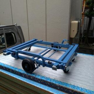 畳、襖、ガラス、サッシ等の運搬台車