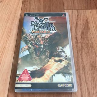 モンスターハンターポータブル PSP