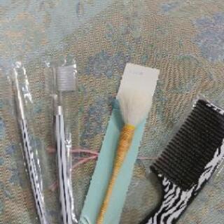 コスメブラシ小物セット 新品 未使用