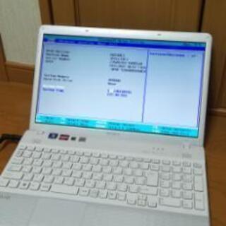 激安 BIOS起動OK ノートパソコン Windows7 ジャン...