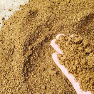 真砂土 1週間取り放題 山砂