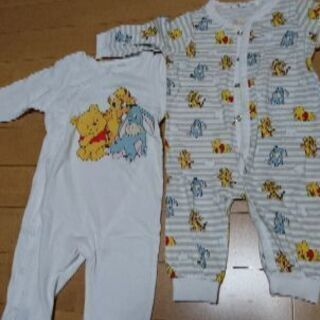 H&M ベビー👶赤ちゃん 長袖ロンパース👶 70~80cm
