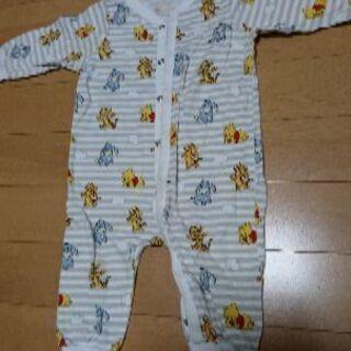 H&M ベビー👶赤ちゃん 長袖ロンパース👶 70~80cm - 江戸川区