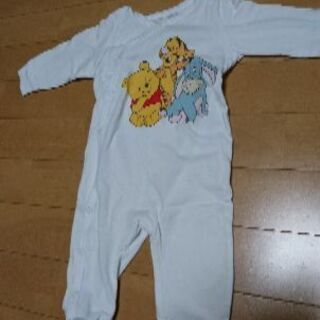 H&M ベビー👶赤ちゃん 長袖ロンパース👶 70~80cm - 子供用品