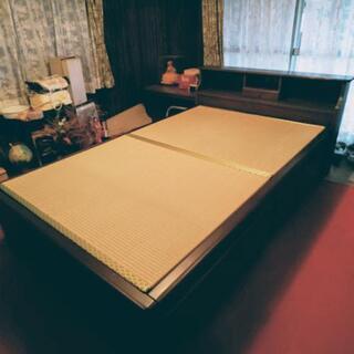 畳ベッド セミダブル バラせます♪