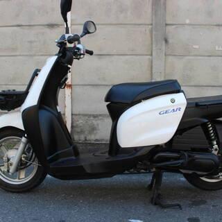 美車 Yamaha Gear 2(水冷4サイクルエンジン)