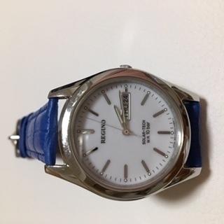 シチズンソーラー腕時計を4500円で売ります。
