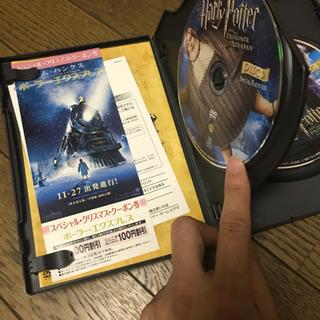 ハリーポッターとアズガバンの囚人DVD