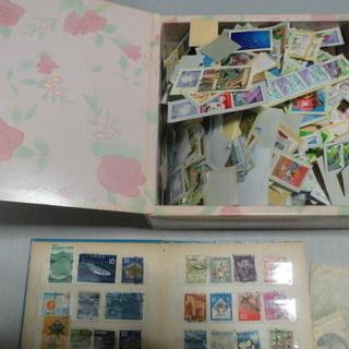 使用済み切手大量「国内・海外」