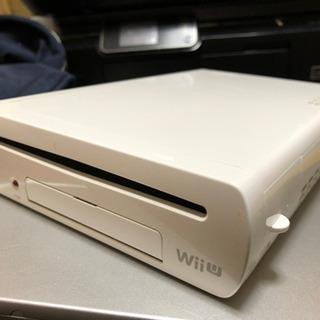 Wii U 32GB 本体のみ