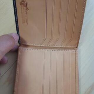 新品2折財布…半値以下!