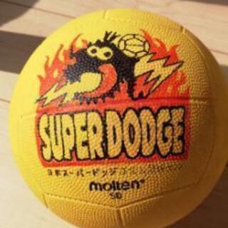 ドッジボール ゴム2号サイズ
