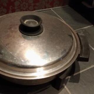 電気鍋 【さらに値下げしました】