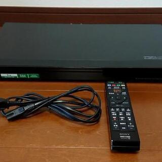 お値下げ‼️SONY製ブルーレイレコーダー BDZ-EW1100...