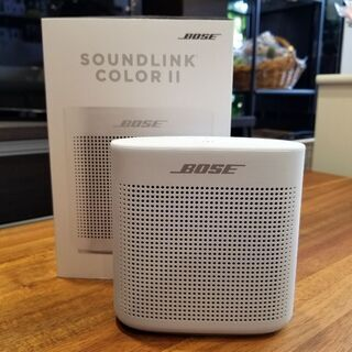 中古品・美品 BOSE ボーズ SOUND LINK COLOR...