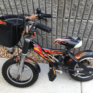 ハーレーダビットソン子供用自転車12インチ