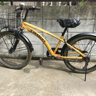 【中古品】子供用・22インチジュニア自転車 あさひ SEARCH...