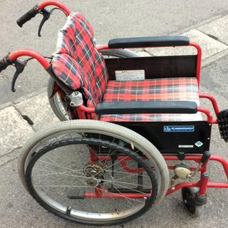 車椅子 差し上げます
