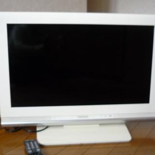 テレビ値下げ!東芝 REGZA  26A8000 2009年製 26型