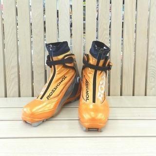 ロシニョール クロスカントリー用 スキーブーツ EU39 NNN...