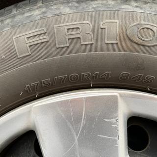 ファイアストン FR10 175/70R14 4本 無料 …