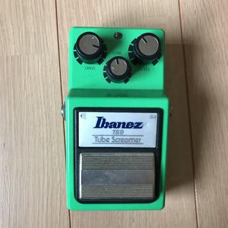 Ibanez TS9 アイバニーズ チューブスクリーマー