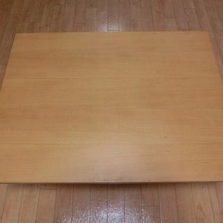 無印良品? 折りたたみテーブル