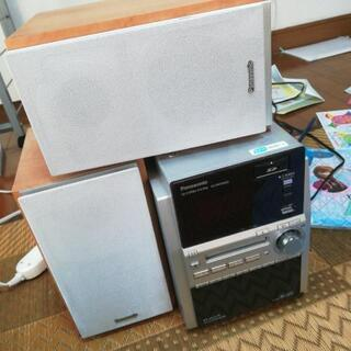 Panasonic 訳あり SD,MD,CD,カセットテープ