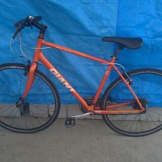 GIANT ESCAPE R3 クロスバイク エスケープ オレン...